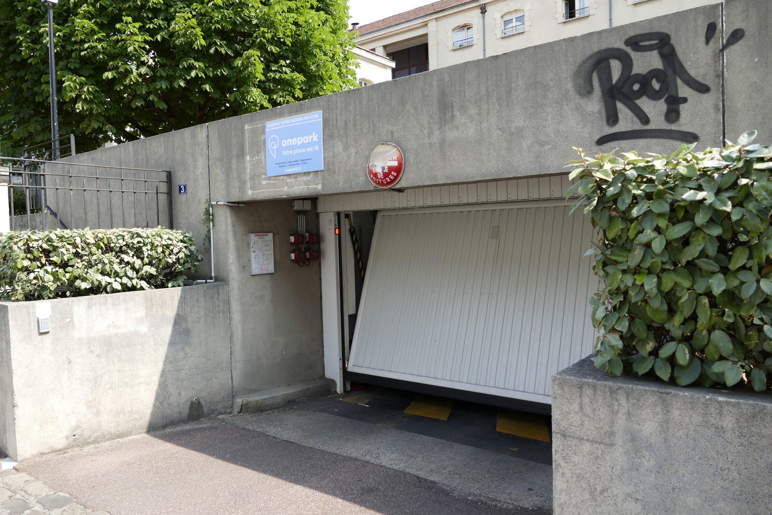 parking à louer avec onepark