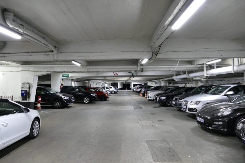 location de parking au mois, onepark