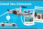Concours pour gagner un drone