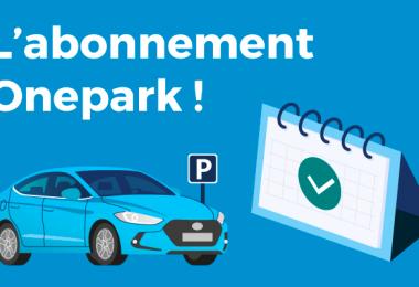 abonnement chez Onepark