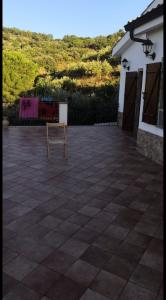 La terrasse en Sicile !