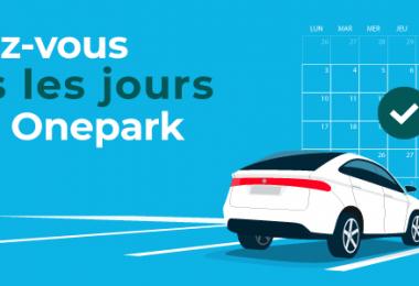 location au mois avec Onepark