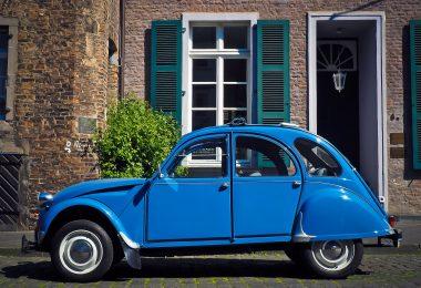 Enquête stationnement en France