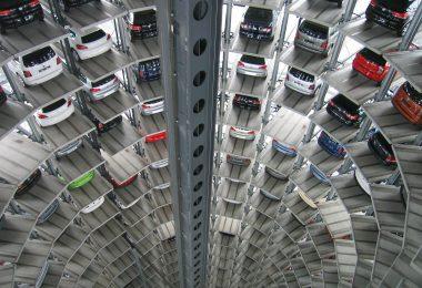 Le parking du mois