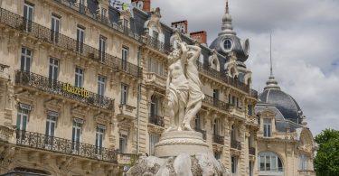 Les lieux à visiter et les endroits où se garer à Montpellier