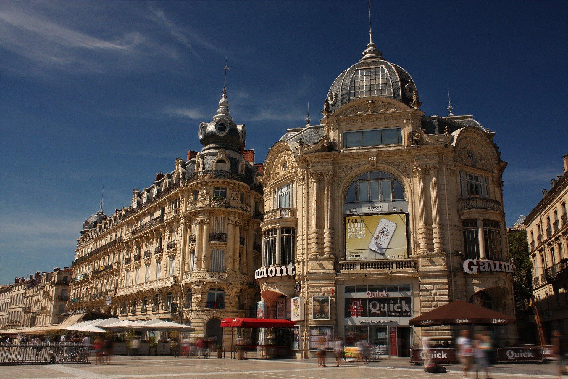 stationner à Montpellier