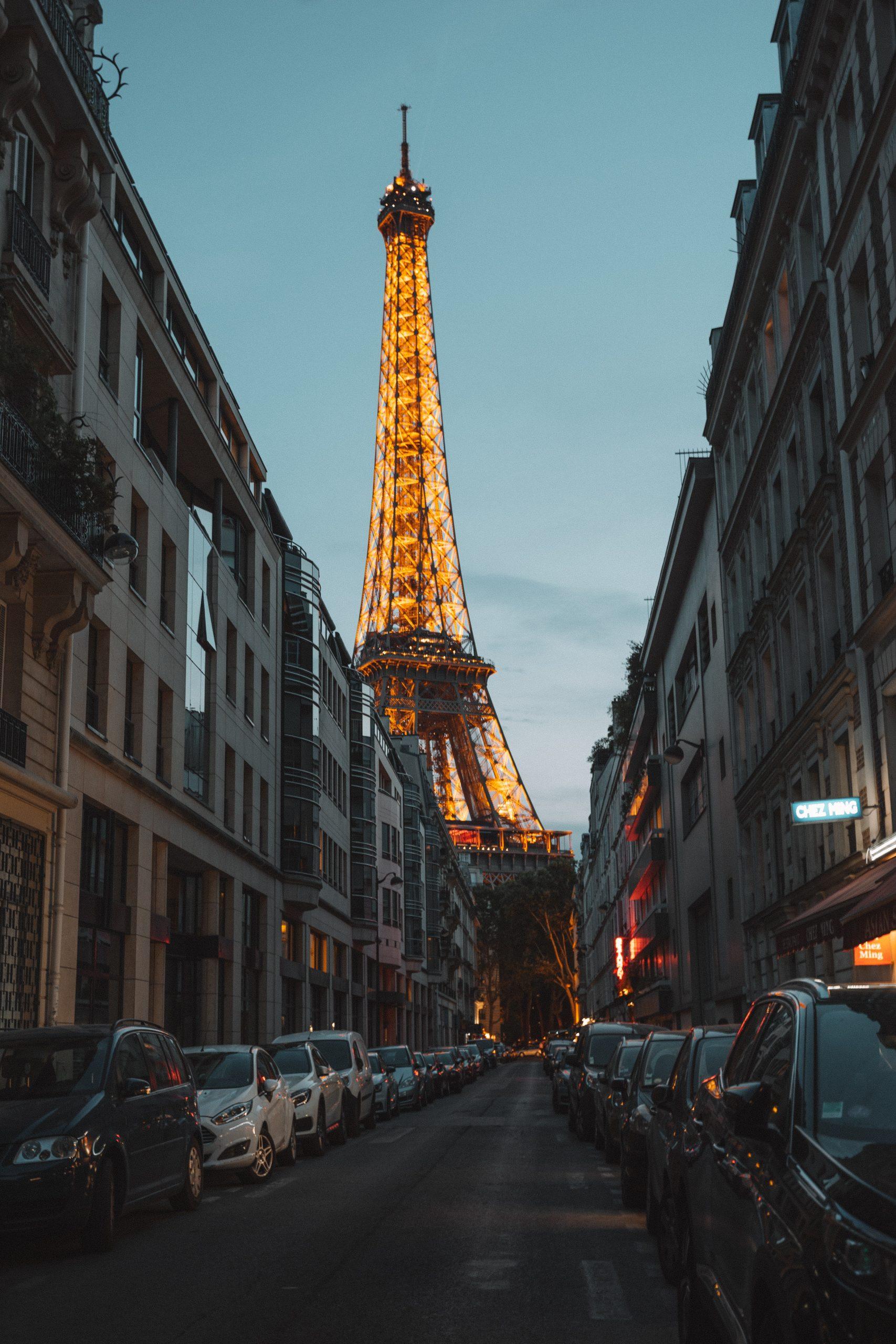 stationner à Paris