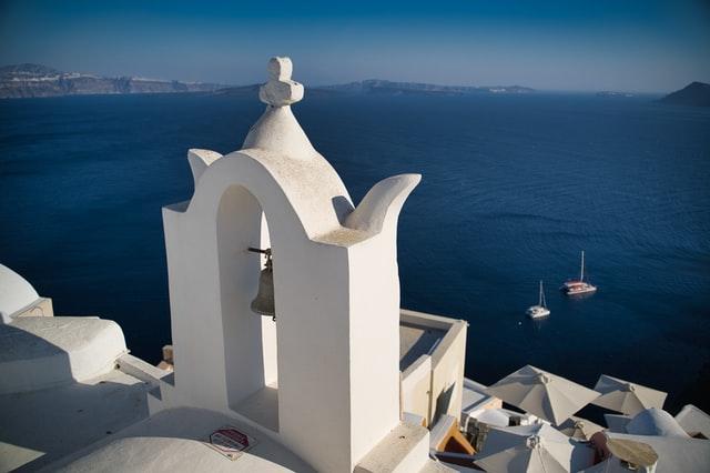 partir en Grèce avec onepark